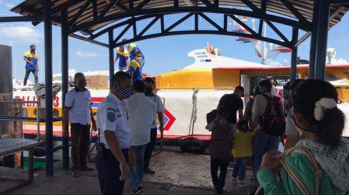 SANKSI Tegas Mulai Diberlakukan di Batam, Penumpang Kapal Tak Pakai Masker Diserahkan ke Polisi