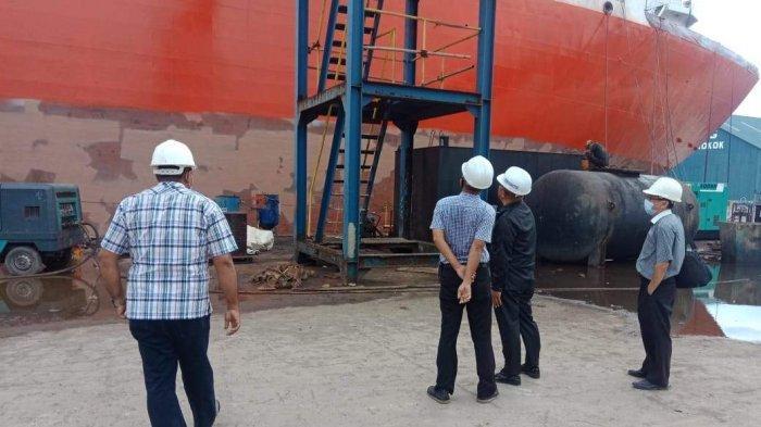Kecelakaan Kerja di Batam - Disnaker Kepri Belum Terima Laporan dari PT Marcopolo Shipyard