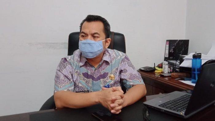 Sekretaris Dinas Pendidikan Kabupaten Natuna, Muhammad Faisal.