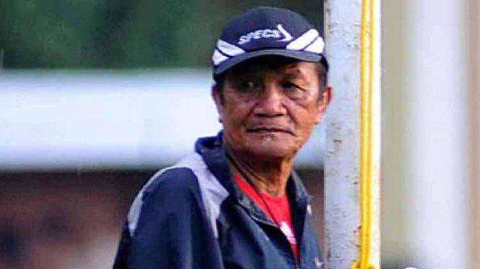 Tumpak Sihite, Legenda PSMS Medan dan Mantan Pelatih PS Batam Meninggal Dunia