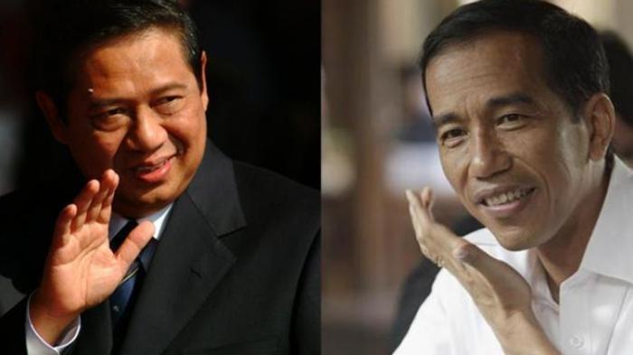 Curhatan SBY, Sebut Ada 1 Orang Dilingkungan Jokowi yang Selalu Memfitnahnya