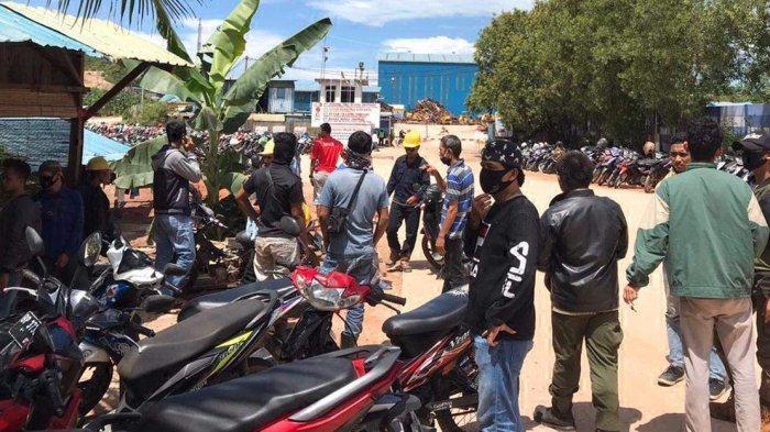 BOS Galangan Kapal Larikan Gaji 60 Orang Karyawan ...