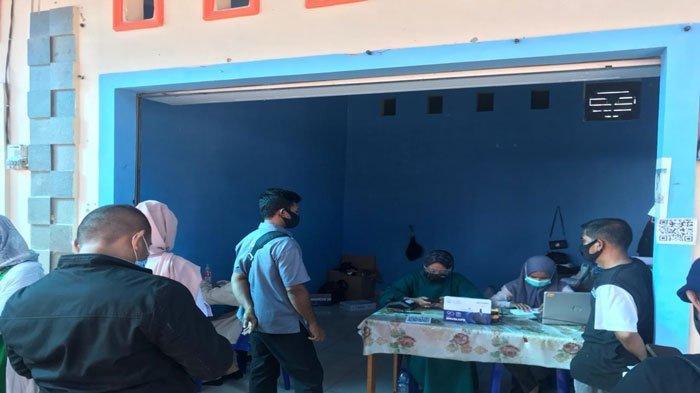 Calon Penumpang Keluhkan Biaya Rapid Test Antigen di Pelabuhan Roro ASDP Tanjunguban