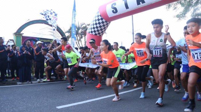 Tanjungpinang Run 10k Tahun 2019, 200 Pelari Mendapat Medali Finisher. Pendaftaran Secara Online