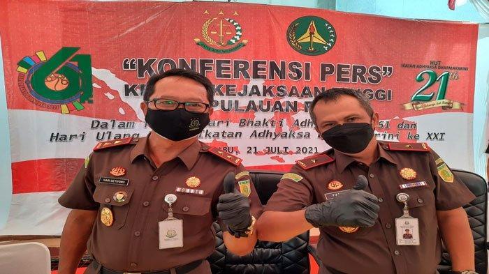 Wakajati Kepri Kaget Ada Perwako Tanjungpinang Tarik Uang Denda bagi Pelanggar Prokes
