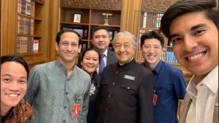 Gojek Timbulkan Pro dan Kontra, PM Mahathir Jawab Enteng: Kalau Menurutmu Tak Aman Jangan Naik