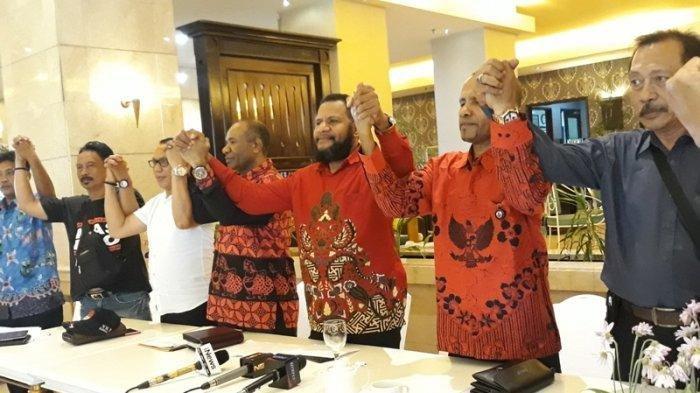 Polri DimintaMonitoring Akun Medsos yang Berbahaya,Hendrik :PercayaPolridan TNI bisa Mengungkap
