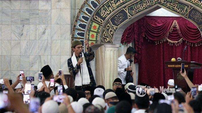 Ustadz Abdul Somad (UAS) Kutip Syair Imam Syafi'i yang Getarkan Hati, Saat Diuji, Sahabat Pergi