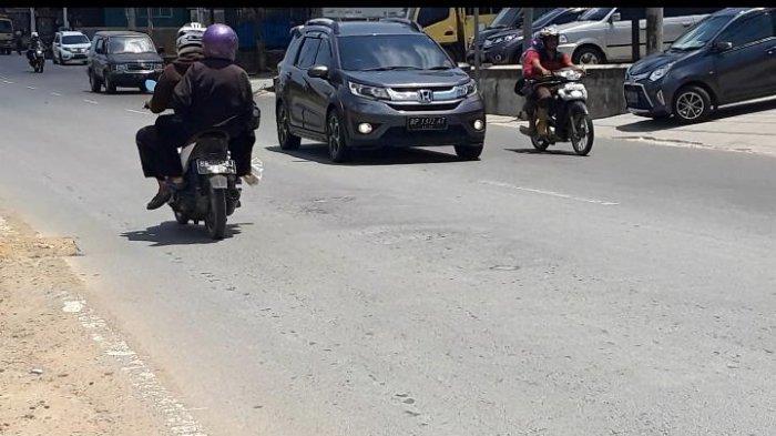 Hati-hati Lewat di Jalan Wr Supratman, Kilometer 16, Toapaya Selatan Bintan, Rawan Kecelakaan