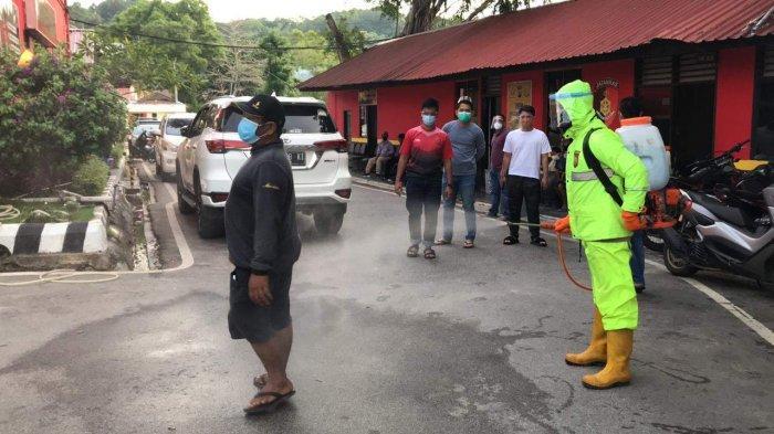 IMAM MASJID Lega Dipulangkan, Warga Bengkong Batam Penjemput Paksa Jenazah COVID19 Diperiksa Polisi