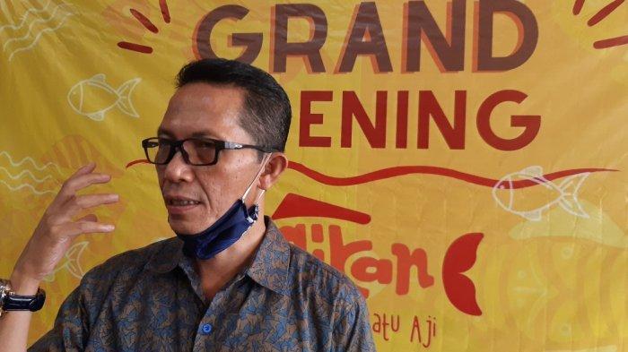 Wakil Wali Kota Batam Amsakar Ahmad