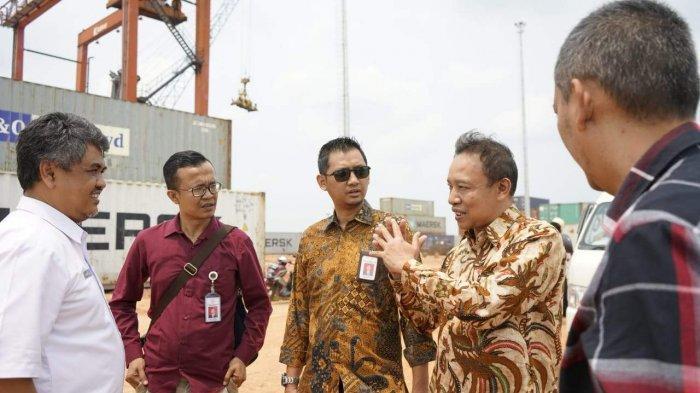Logistics Cost at Batu Ampar Harbour Still Expensive, This Is BP Batam's Plan