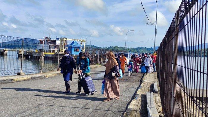Jadwal Kapal Roro Batam dan Tanjungpinang ke Lingga, Ini Aturan Baru bagi Penumpang