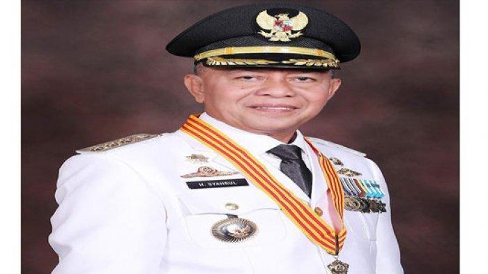 Wali Kota Syahrul (alm)