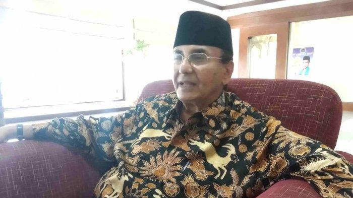 The Return of Ismeth Abdullah, Make Sure Forward in the 2020 KEPRI Pilgub 'Im Not a Thief'