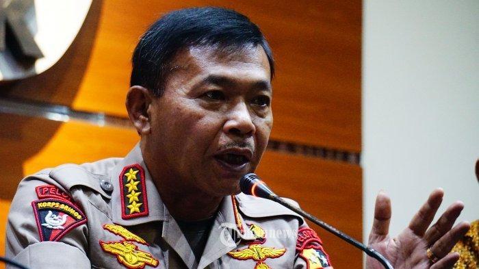 Ingat Mantan Kapolri Idham Azis? Usai Pensiun Kini Dikabarkan Akan Masuk Kabinet Jokowi