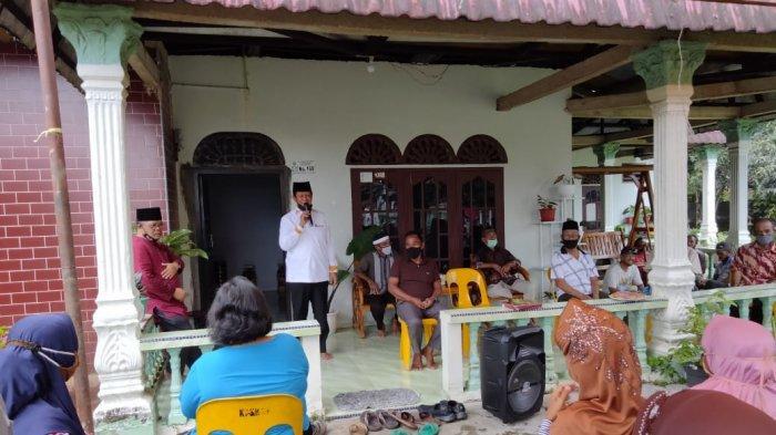 PILKADA KEPRI - Salehudin Kagumi Gagasan INSANI tentang Sekolah Maritim