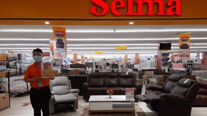 DISKON Perlengkapan Rumah di Gerai Selma, Ada Promo Beli 1 Gratis 1