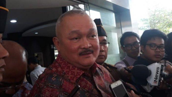 Alex Noedin Mantan Gubernur Sumsel Ditahan KPK Usai Ditetapkan Jadi Tersangka