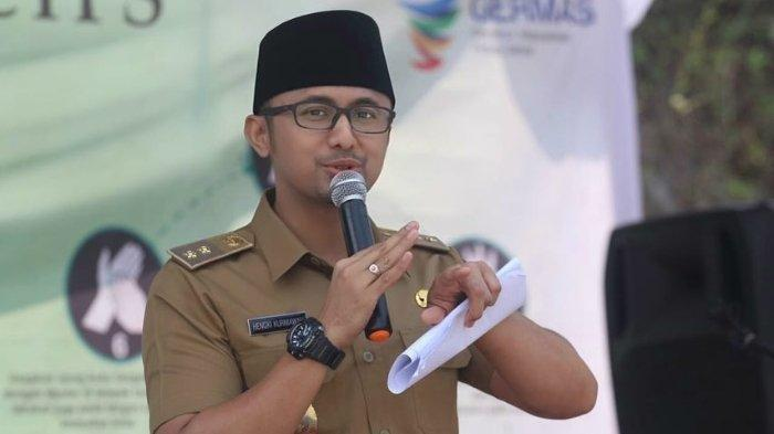 Raffi Ahmad Kaget Dengar Gaji Wakil Bupati Hengky Kurniawan yang Hanya Rp 5 Juta