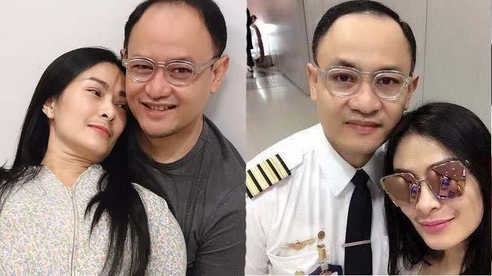 Suami Iis Dahlia Digosipkan Selingkuh dengan Pramugari, Istri Satrio Dewandono: Sabar Aja