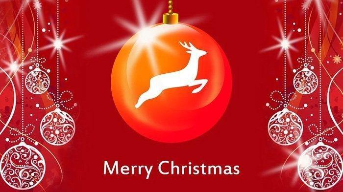 30 Ucapan Natal 2019, Kegembiraan, Cinta, dan Kedamaian