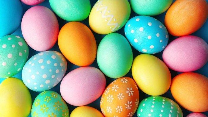 ILUSTRASI - Telur Paskah 1