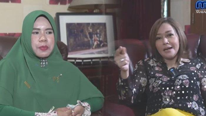 Maia Estianty Kagum ke Rohimah Mantan Istri Kiwil, 'Saya Tidak Mampu Kalau Dipoligami'