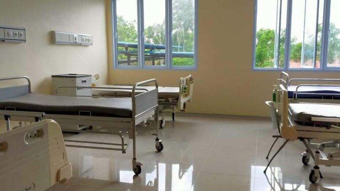 Jumlah PDP Corona di Batam Meningkat, Gedung Kirana RSUD EF Dijadikan Rujukan Ruang Isolasi