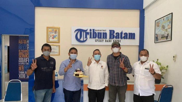 BP Batam Ucapkan Selamat Ulang Tahun ke-11 Tribunnews.com, Terimakasih Sudah Jadi Mitra