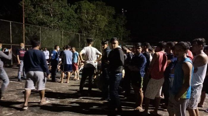 Pencari Suaka Positif Covid-19 di Bintan Bertambah, Total 72 Orang