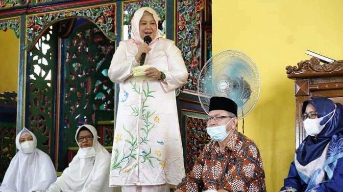 Wagub Kepri ke Lingga, Marlin Agustina Kunjungi Masjid Sultan Lingga, Ini Arahannya