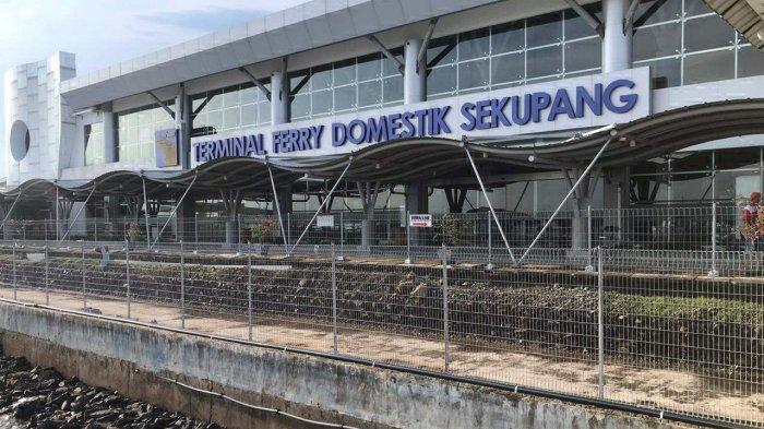 JADWAL Kapal Ferry di Pelabuhan Domestik Sekupang Batam, Kamis 22 April 2021