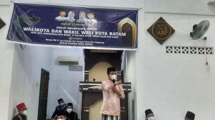 Wakil Walikota Amsakar Achmad Ungkap Saat-saat Paling Bikin Panik saat Kena Covid-19
