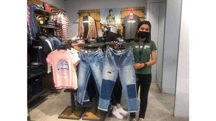 Mengoleksi Jeans dan Denim Terbaru Wrangler Bisa Melalui WhatsApp