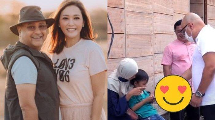Inspeksi Mendadak ke Rumah Baru, Irwan Mussry Kepergok Perlakukan Anak Karyawannya Begini, Dipuji