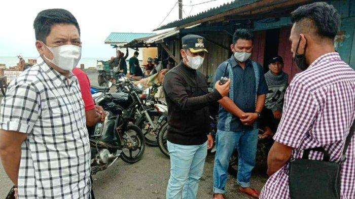 Warga Lingga Jadi Korban Kapal Tenggelam di Perairan Jambi, Wabup Kirim Bantuan