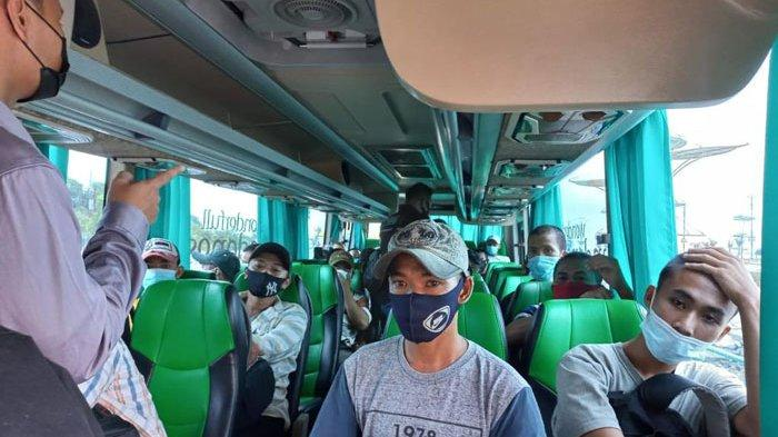 PSDKP Batam Deportasi 34 Awak Kapal Asing Asal Vietnam
