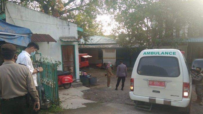 PENEMUAN MAYAT DI BATAM - Seorang Karyawati Perusahaan di Batam Ditemukan tak Bernyawa di Kamar Kos