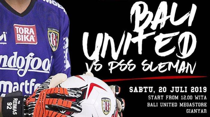 Jadwal Siaran Langsung Liga 1 2019 Barito Putera vs Persela, Bali United vs PSS Sleman Live Indosiar