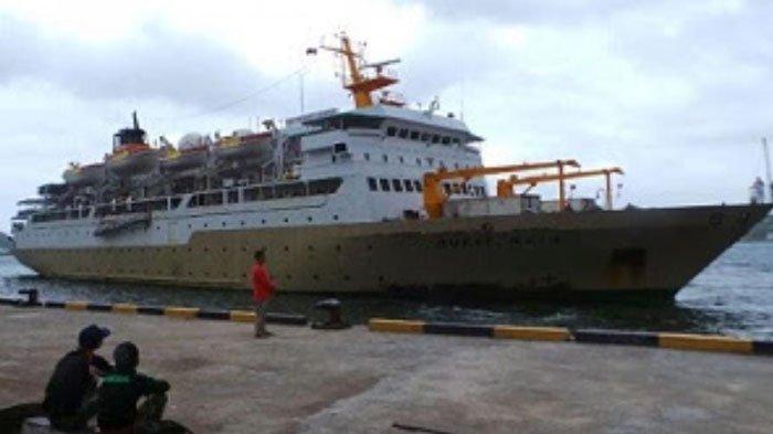 Ada PPKM, KM Bukit Raya & 2 Kapal Pelni Ini Berhenti Beroperasi Sementara dari Kepri