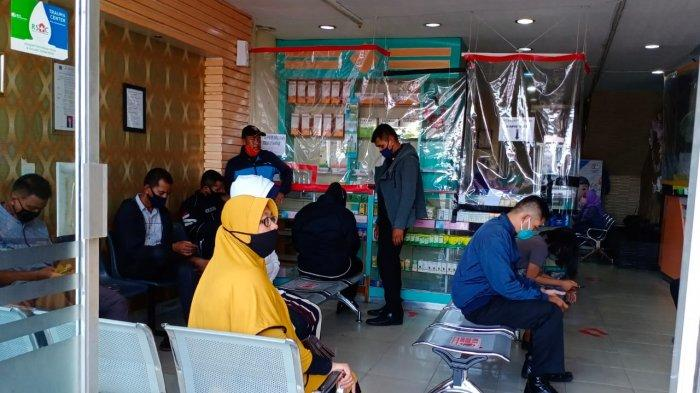 Request for Rapid Test Increases, Husada Tama Batam Medical Check Up Center Was Crowded