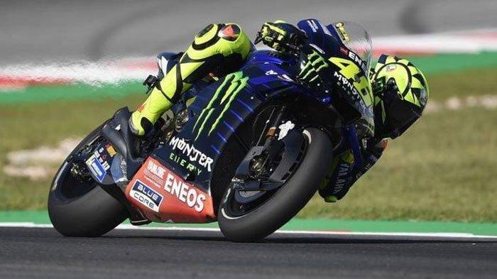 MotoGP Australia -  Valentino Rossi Bakal Cetak Rekor Tak Terkejar