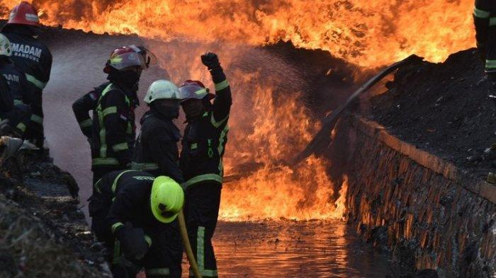 3 Rumah Ludes Terbakar Karena Pria 63 Tahun Ini Masak Mie Instan dan Lupa Matikan Kompor