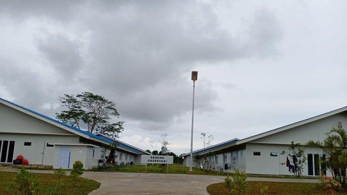 WANITA Paling Banyak Kena Covid-19 di RSKI Galang Batam, Ada 144 Orang Jalani Isolasi