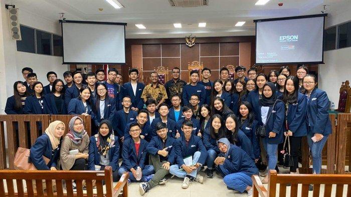Trial Practice, Batam International University (UIB) Takes Law Students to Court