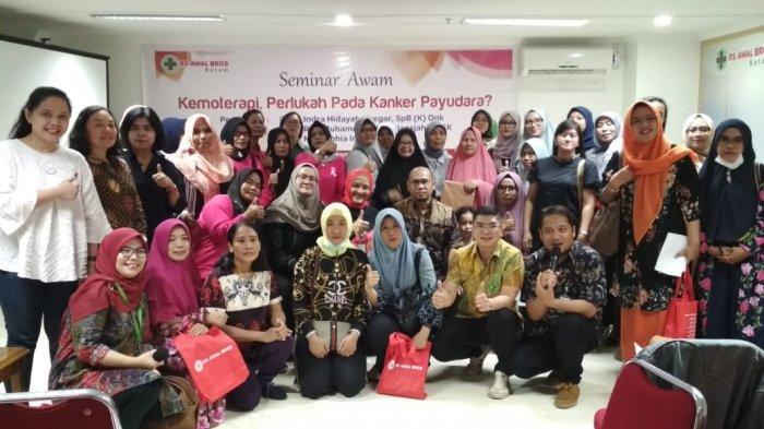 Peringati Hari Ibu, RS Awal Bros Gelar Seminar Awam 'Kemoterapi, Perlukah Pada Kanker Payudara?'