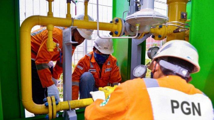 Genjot Pemanfaatan Gas Bumi, PGN Salurkan Gas ke Pelanggan Industri Baru di Bekasi & Dumai