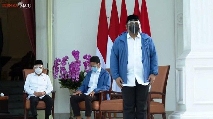 DAFTAR Harta Kekayaan 6 Menteri Baru Jokowi, Sandiaga Uno Paling Tajir tapi Banyak Hutang