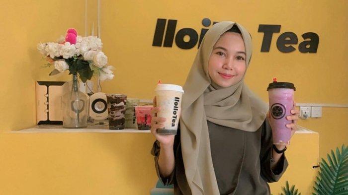 Minuman Kekinian Iloilo Tea Hadir di Batam, Tersedia dalam Tiga Ukuran Cup, Apa Kelebihannya?